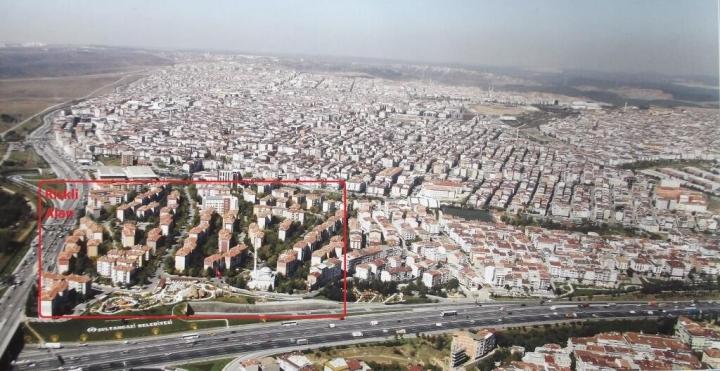 Sultangazi - Cumhuriyet Mahallesi